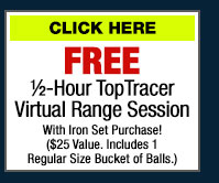 Free 1/2 hour ProTracer Virtual Range Session (click) here for Your Coupon