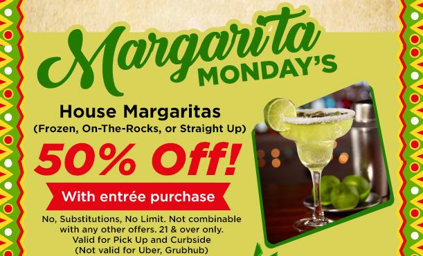 Margarita Monday
